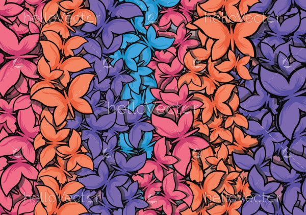 Butterfly wallpaper background
