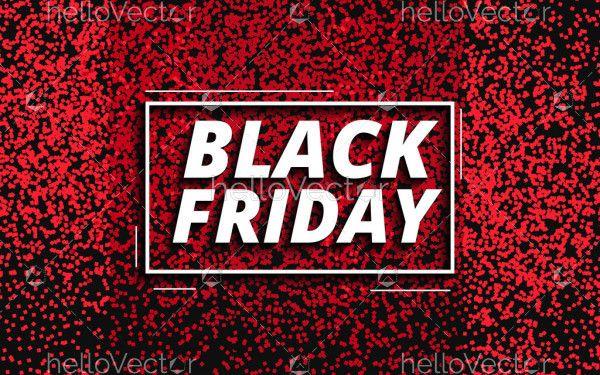 Black Friday Poster Background