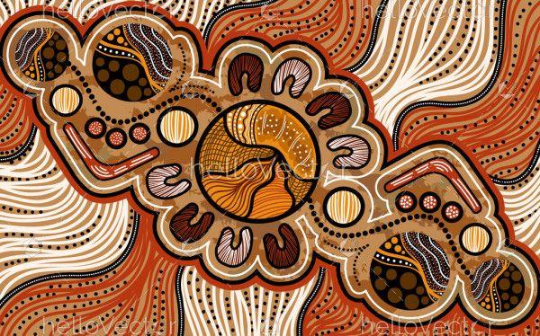 Indigenous background