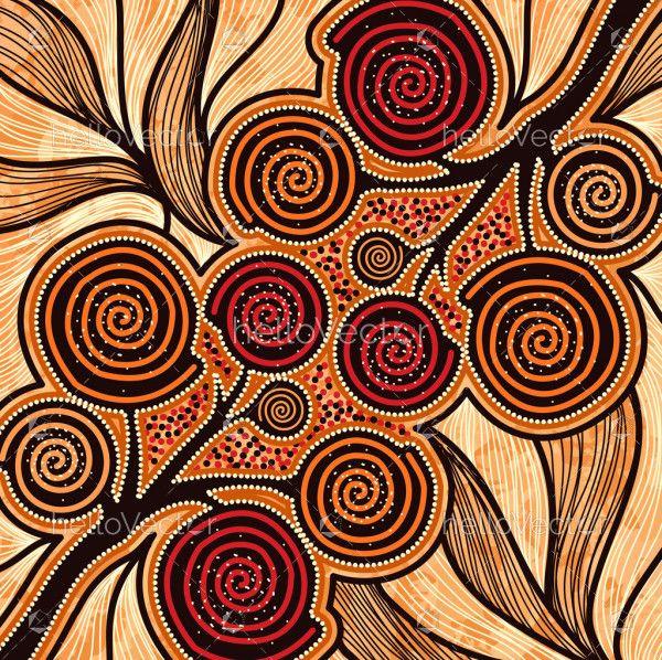 Indigenous Tree Art