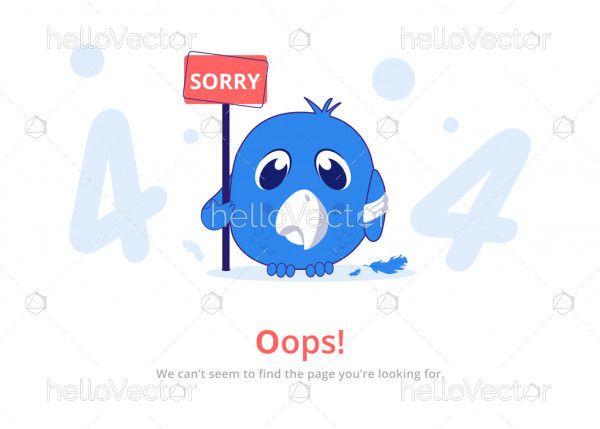 Error Template 404