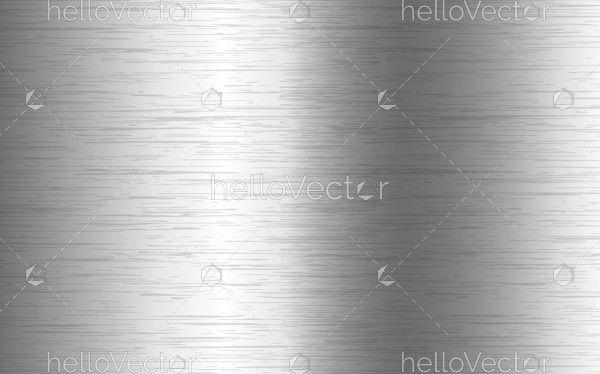 Metal plate texture background vector