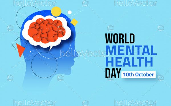 10th October,  World Mental Health Day